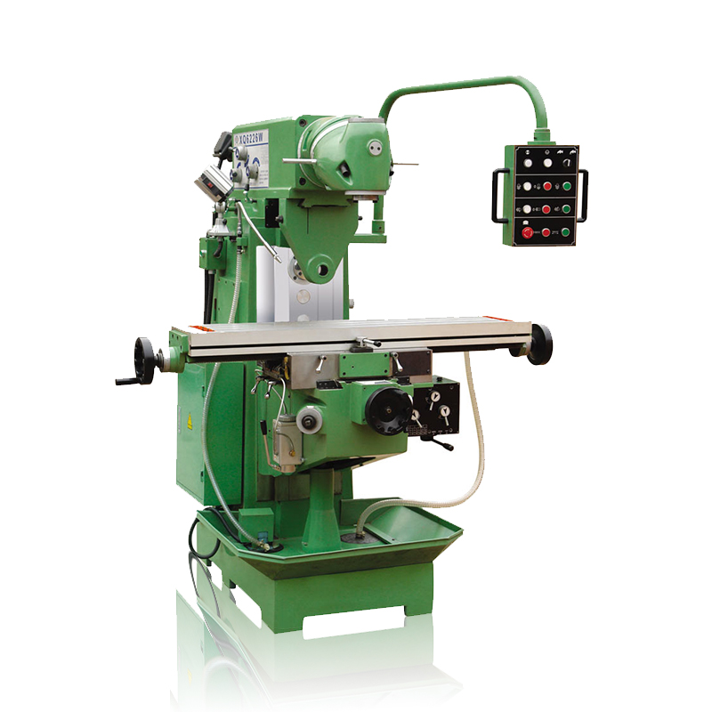 x6226w swivel head milling machine