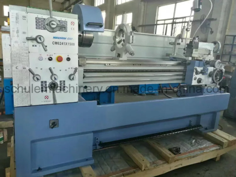 CD6241/CD6246 Lathe Machine