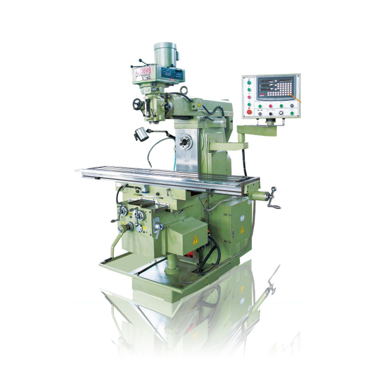 6336w Turret Milling Machine